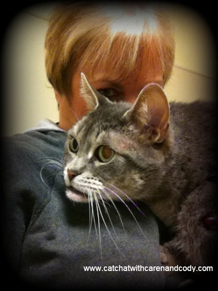 Caren & Cody from Cat Chat