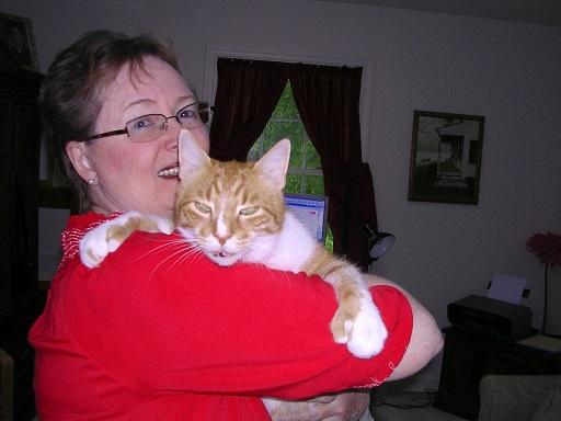 Sammy & Mom