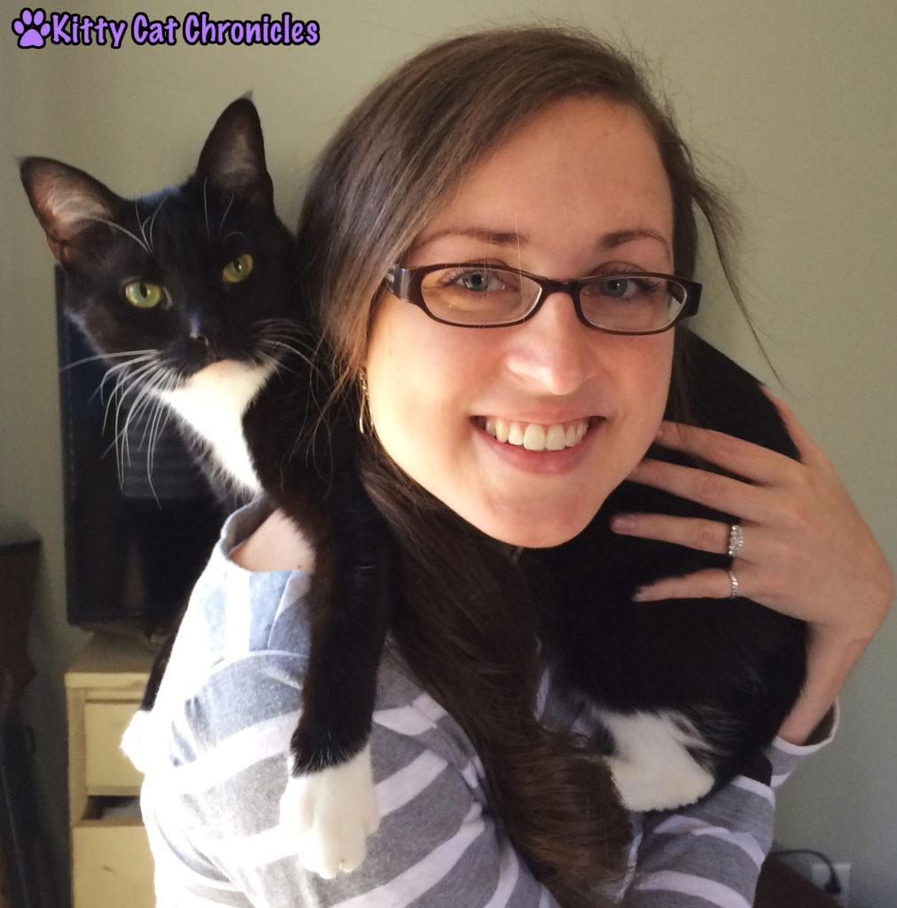 The Love Languages of Cats: Sampson & Me
