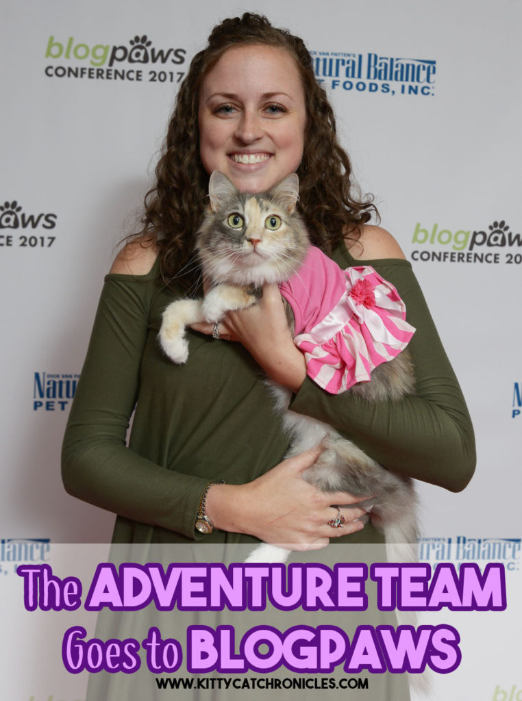 The Adventure Team Goes to BlogPaws