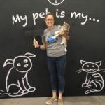 The Adventure Team Goes to BlogPaws - Sophie is My Inspiration
