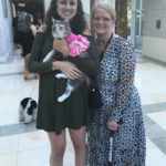 The Adventure Team Goes to BlogPaws - Me and Janet