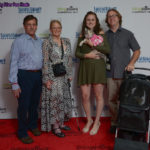 The Adventure Team Goes to BlogPaws - Me, Bobby, Janet, & Tom