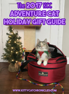The 2017 KCC Adventure Cat Holiday Gift Guide