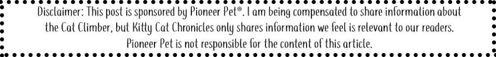 Pioneer Pet Sponsorship