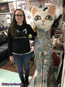 The KCC Adventure Team in Asheville: The American Museum of the House Cat