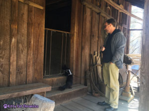 A Visit to the Jarrell Plantation Historic Site with Kylo Ren