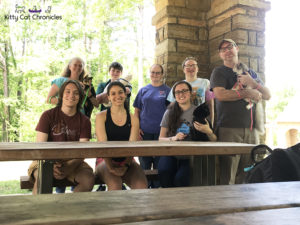 The First Ever KCC Adventure Team Meet-Up