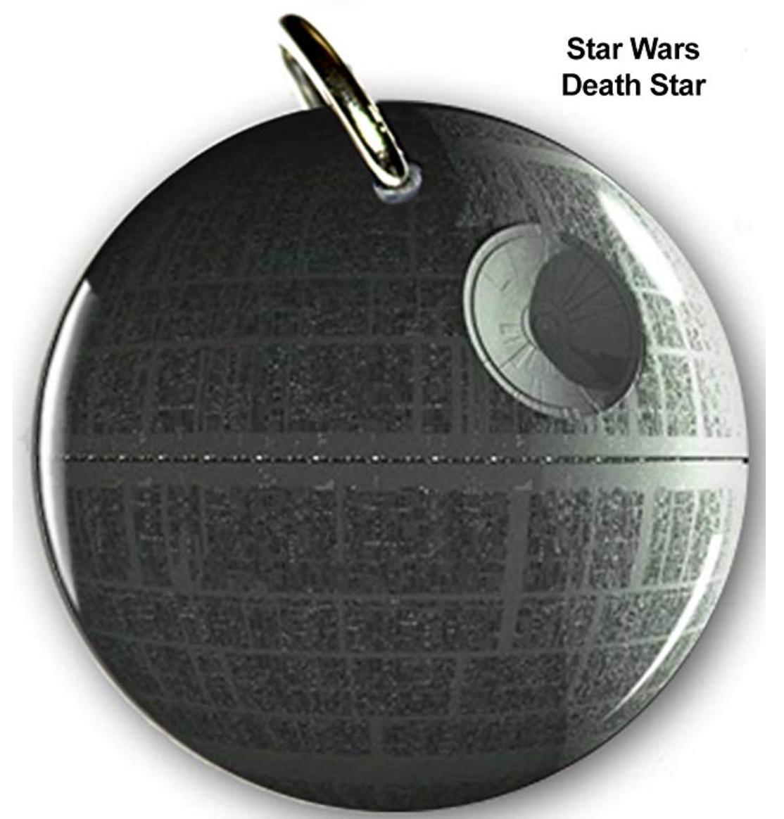 Star Wars Death Star Pet ID Tag
