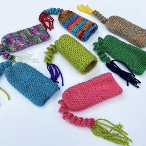 Our Etsy Shop – Selling Crochet Catnip Toys